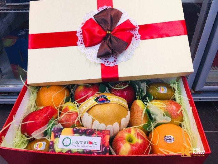 Đặt hộp quà trái cây tươi ngon tại TPHCM - FSNK18