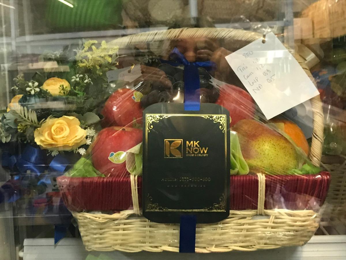 MKnow - Trái cây nhập khẩu - Giỏ quà trái cây uy tín chất lượng tốt nhất TPHCM