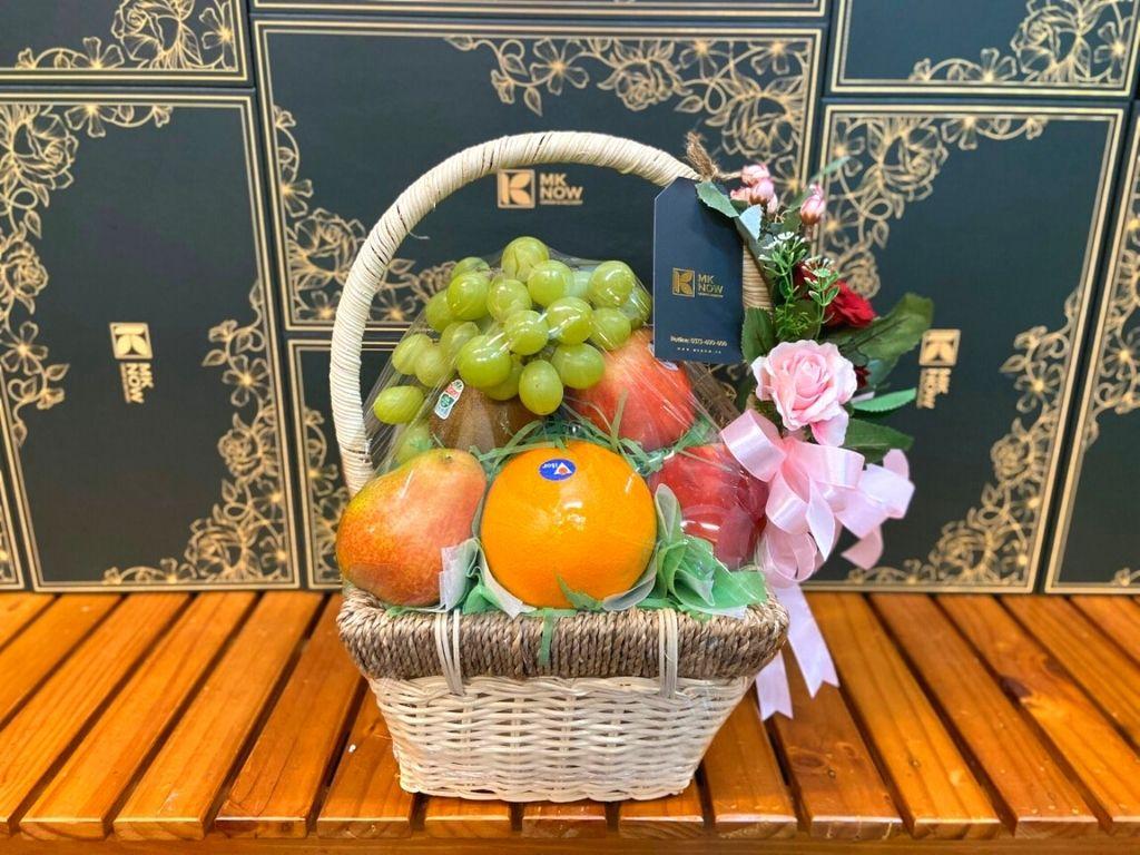 Top 10 giỏ trái cây nhỏ - giá yêu thương trên MKnow