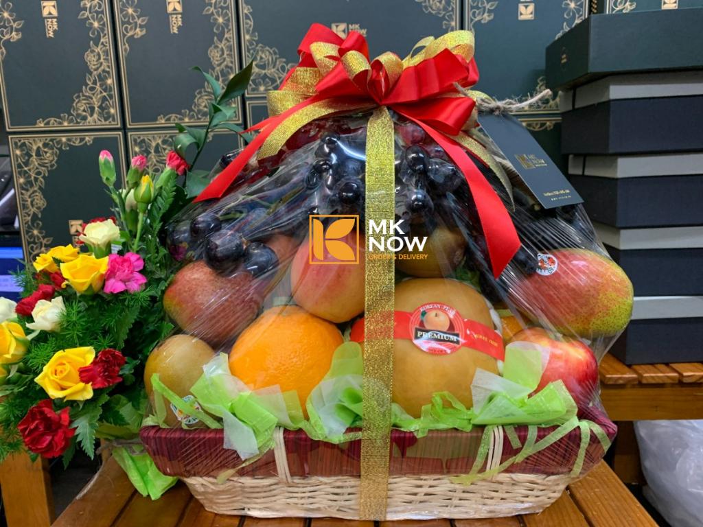Top 10 mẫu giỏ trái cây đẹp nhất MKnow