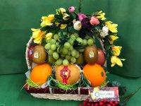 Giỏ trái cây TPHCM - FSNK05