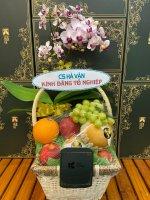Giỏ hoa quả cúng giỗ tổ nghề - FSNK185