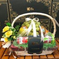 Giỏ quà hoa quả nhập khẩu - FSNK196