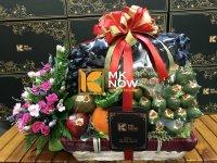Giỏ quà lễ bỏ trầu cau - FSNK250