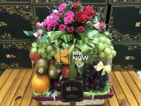 Giỏ quà mừng sinh nhật sếp nữ - FSNK248
