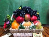 Giỏ trái cây cao cấp TPHCM - FSNK64