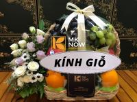 Giỏ trái cây giỗ tổ Hùng Vương - FSNK241