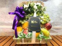 Giỏ trái cây kính viếng lãnh đạo - FSNK116