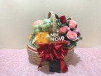 Giỏ trái cây tặng bạn gái, người yêu - FSNK269