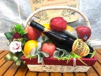 Giỏ trái cây tặng khách hàng - FSNK139