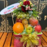Hamper trái cây quà tặng quà y, bác sĩ - FSNK218