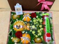 Hộp hoa quả quà tặng 20/10 cho phụ nữ - FSNK267