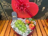 Hộp hoa quả sinh nhật trái tim - FSNK182