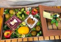 Hộp hoa quả Trung thu - Hộp trái cây Trung thu - Hộp quà Trung thu - FSNK85