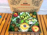Hộp quà tặng trái cây thăm bệnh - FSNK98