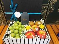 Hộp quà tình yêu hoa & trái cây - FSNK195