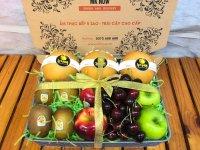 Hộp quà trái cây nhập khẩu - FSNK120