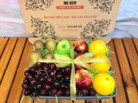 Hộp trái cây 14/2 Valentine - FSNK121