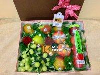 Hộp trái cây làm quà tặng phụ nữ trung niên tuổi 40, 50 - FSNK268
