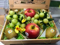 Hộp trái cây Trung Thu (hộp gỗ) - FSNK82