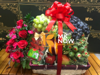 Lẵng hoa quả dạm ngõ - FSNK242