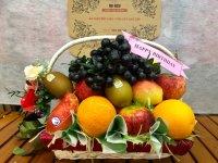 Lẵng hoa quả mừng sinh nhật - FSNK75