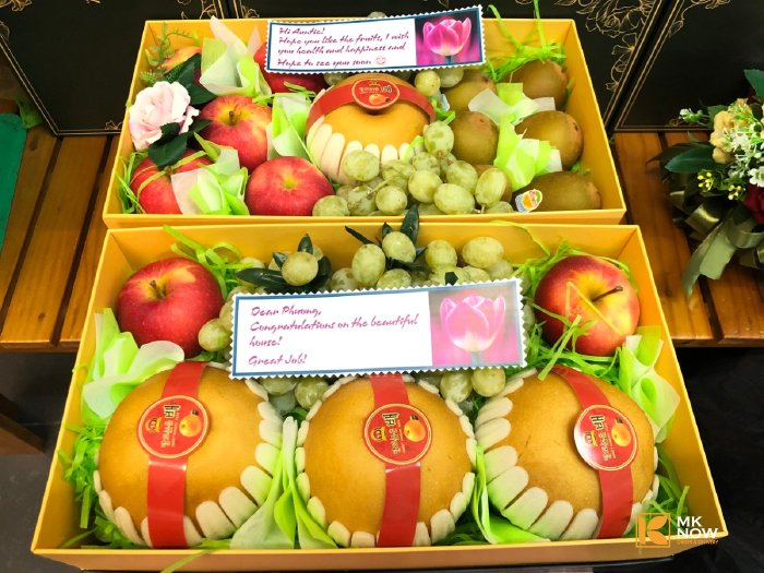 Fruit Baskets in Ho Chi Minh City - District 2, 7, Binh Thanh, Thao Dien, Phu My Hung  - Ảnh: 2