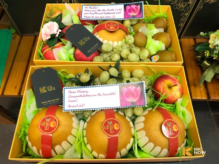Fruit Baskets in Ho Chi Minh City - District 2, 7, Binh Thanh, Thao Dien, Phu My Hung  - Ảnh: 1
