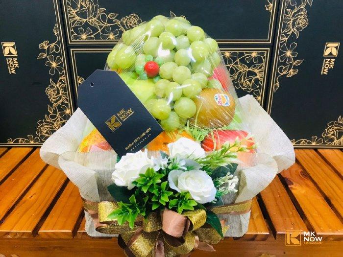 Hamper trái cây quà tặng