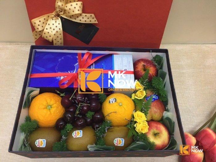 Hộp quà tặng Father's Day - Ngày của cha - FSNK253