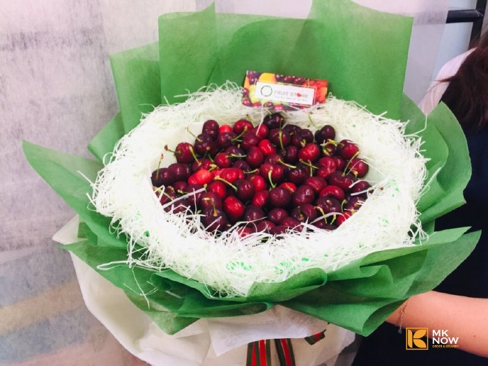 Bó hoa Cherry - FSNK43