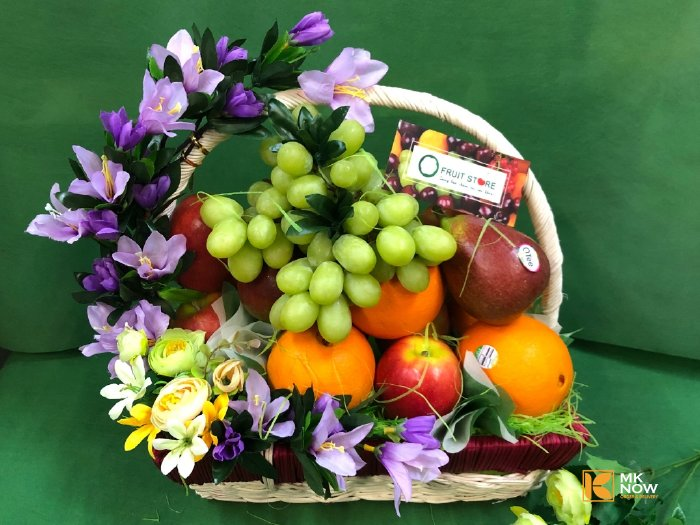 Giỏ trái cây đám giỗ - FSNK03
