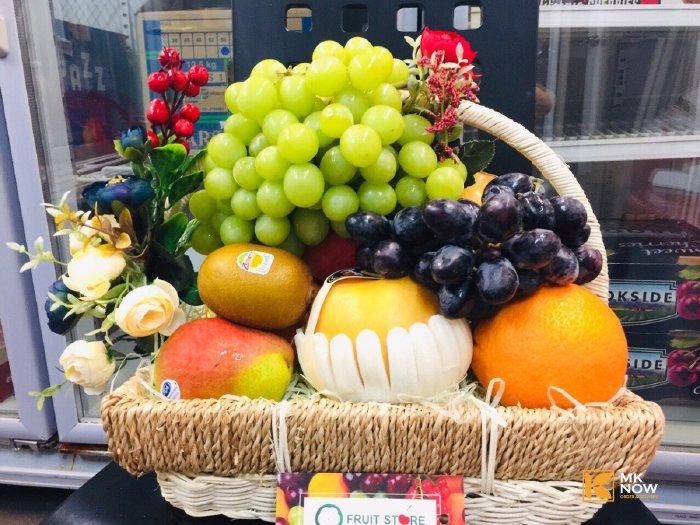Giỏ trái cây TPHCM - FSNK08