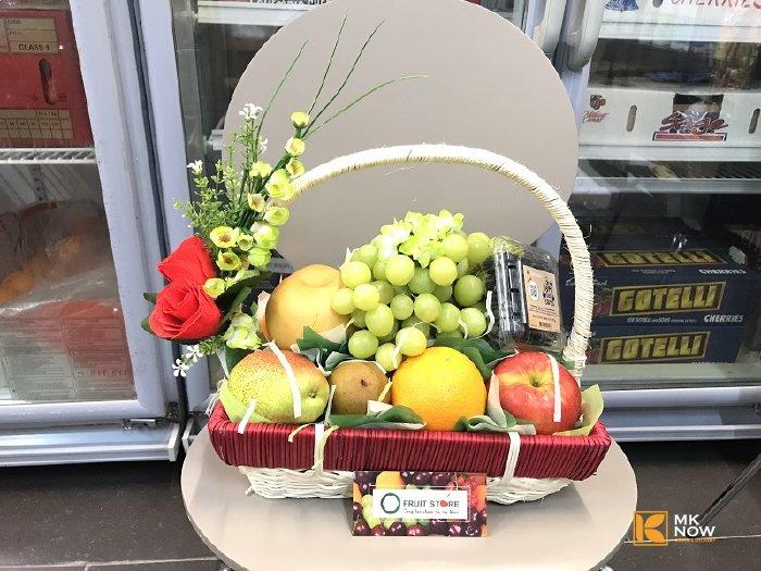 Giỏ trái cây TPHCM - FSNK09