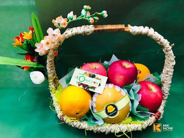 Giỏ trái cây TPHCM - FSNK11