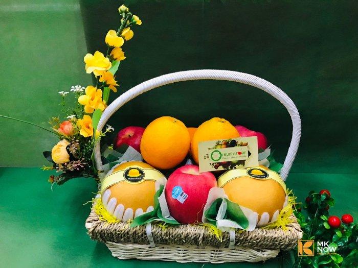 Giỏ trái cây TPHCM - FSNK24