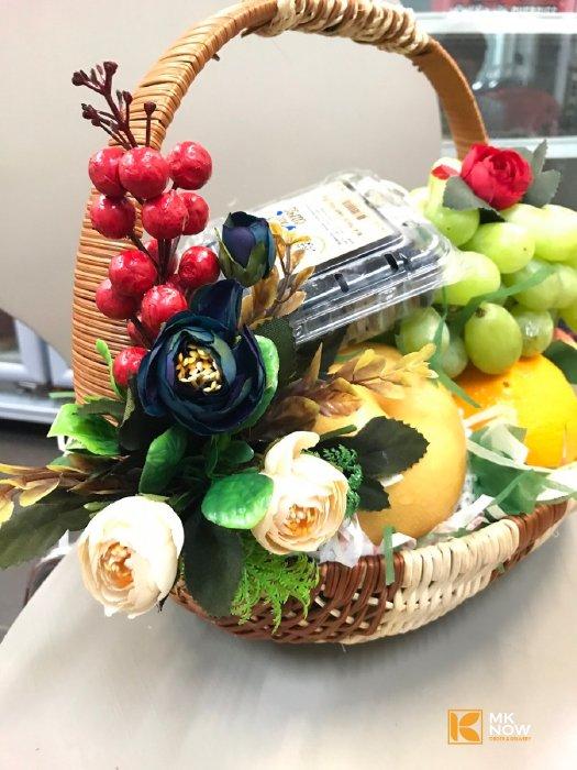 Giỏ trái cây cao cấp - FSNK37 3