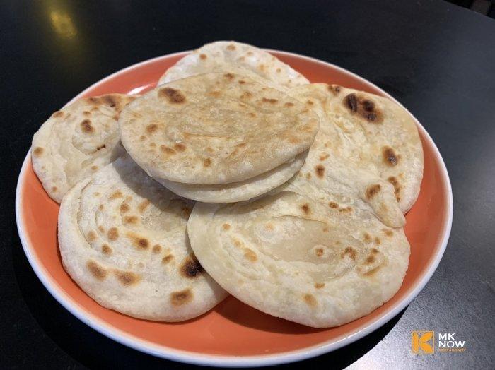 Bánh mì Naan Ấn Độ MKnow