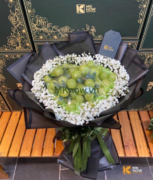 Bó hoa nho xanh - FSNK197