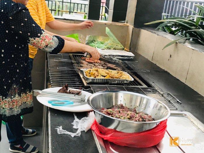 Bò nướng BBQ tại nhà