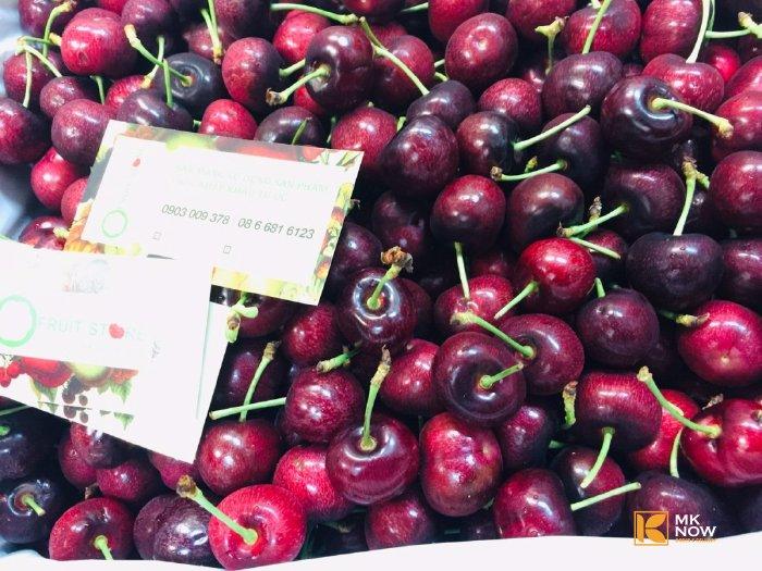 Cherry Úc size 26 - 28 mm