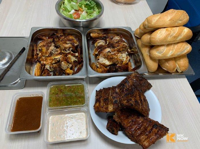 Tiệc BBQ sinh nhật công ty - MKN05