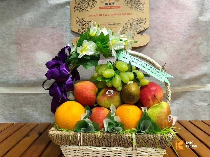 Giỏ hoa quả thắp hương - FSNK86