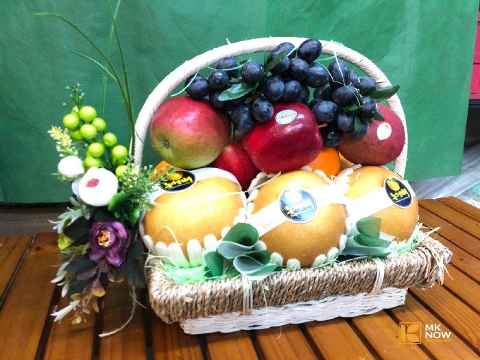 Giỏ trái cây cúng đám giỗ - FSNK68