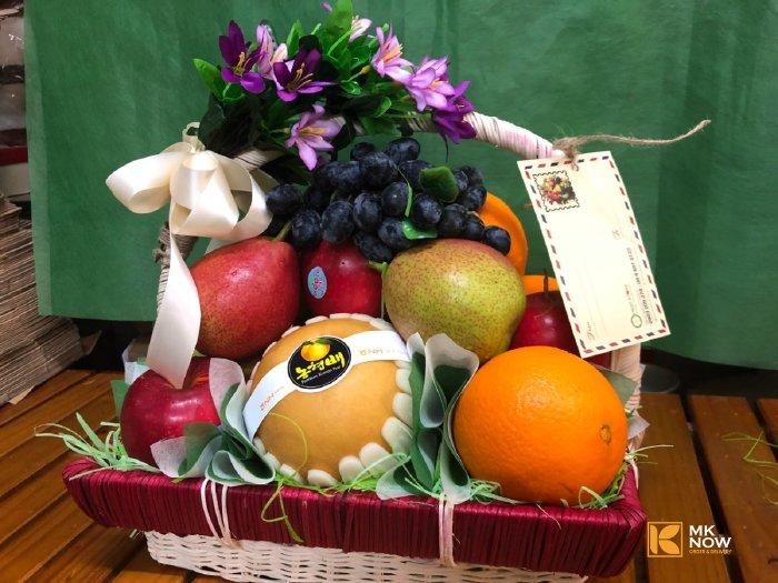 Giỏ trái cây đám giỗ TPHCM - FSNK65