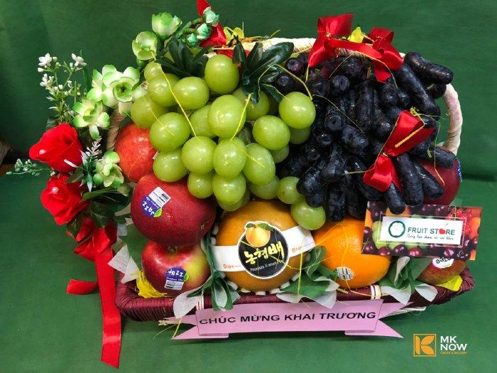 Giỏ trái cây mừng khai trương - FSNK55