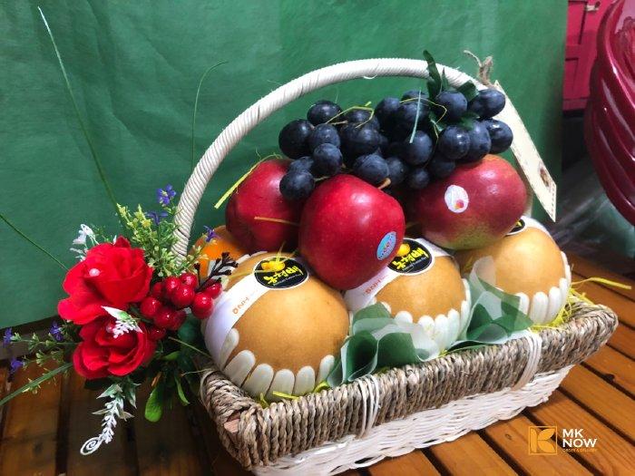 Giỏ trái cây mừng sinh nhật - FSNK66
