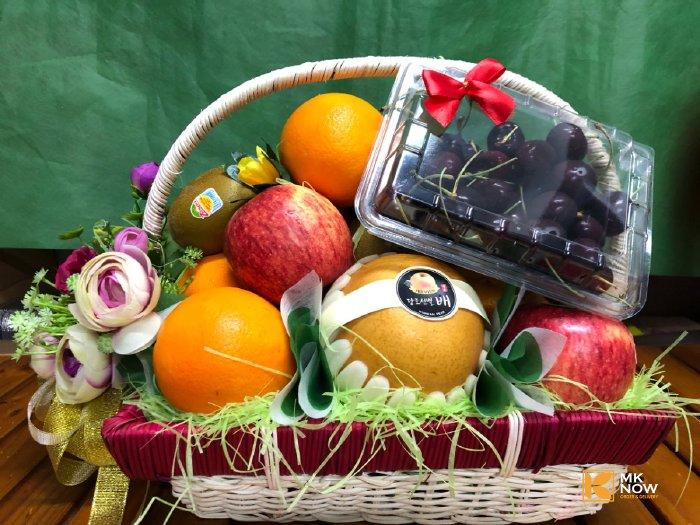 Giỏ trái cây nhập khẩu - FSNK12