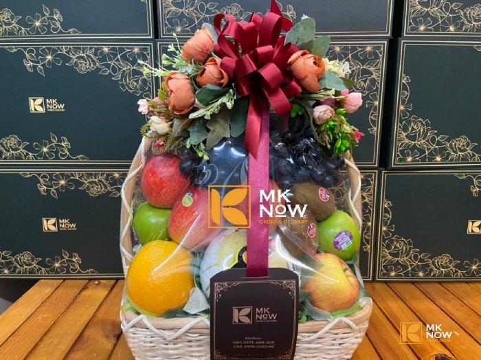 Giỏ trái cây quà tặng cho dịp Lễ, Tết