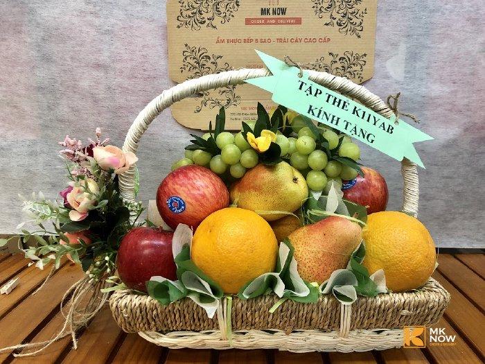 Giỏ trái cây quà tặng cho tập thể - FSNK74